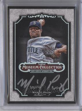 2012 Topps Museum Collection Framed Autographs Black #MCA-MP - Michael Pineda /5