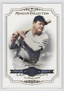 2012 Topps Museum Collection Gold #32 - Babe Ruth /99