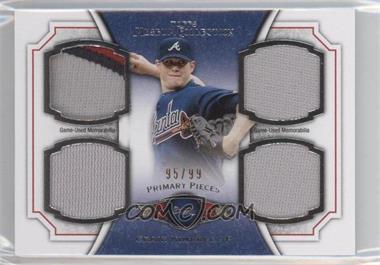 2012 Topps Museum Collection Primary Pieces Quad Relics #PPQR-CKI - Craig Kimbrel /99