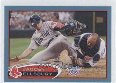 2012 Topps Opening Day - [Base] - Blue #4 - Jacoby Ellsbury /2012