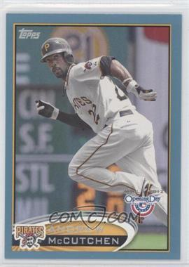 2012 Topps Opening Day Blue #144 - Andrew McCutchen /2012