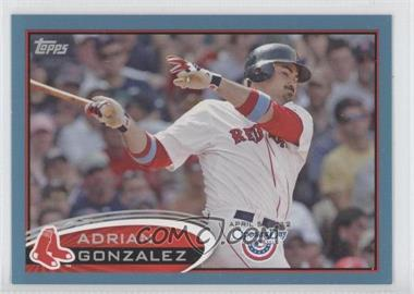 2012 Topps Opening Day Blue #149 - Adrian Gonzalez /2012
