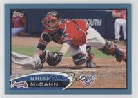 Brian McCann /2012