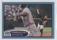 Jhoulys Chacin /2012