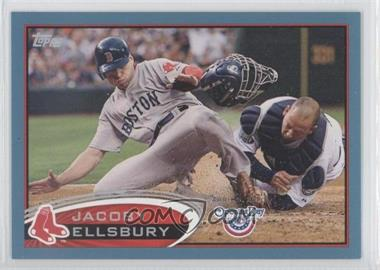 2012 Topps Opening Day Blue #4 - Jacoby Ellsbury /2012