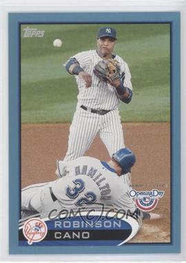 2012 Topps Opening Day Blue #99 - Robinson Cano /2012