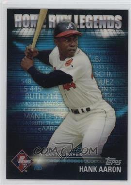 2012 Topps Prime 9 Home Run Legends #HRL-1 - Hank Aaron