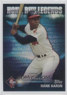 2012 Topps Prime 9 Home Run Legends #HRL-1 - Hank Aaron