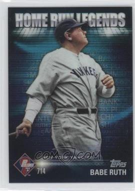 2012 Topps Prime 9 Home Run Legends #HRL-2 - Babe Ruth