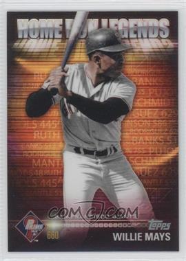 2012 Topps Prime 9 Home Run Legends #HRL-3 - Willie Mays