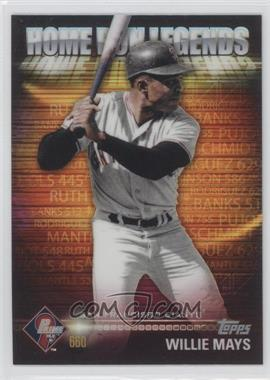2012 Topps Prime 9 Home Run Legends #HRL-3 - Willie Mays