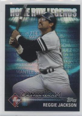2012 Topps Prime 9 Home Run Legends #HRL-4 - Reggie Jackson