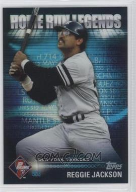 2012 Topps Prime 9 Home Run Legends #HRL-4 - Reggie Jackson