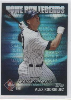 2012 Topps Prime 9 Home Run Legends #HRL-5 - Alex Rodriguez