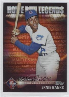 2012 Topps Prime 9 Home Run Legends #HRL-7 - Ernie Banks