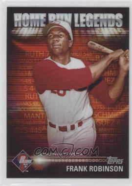 2012 Topps Prime 9 Home Run Legends #HRL-8 - Frank Robinson