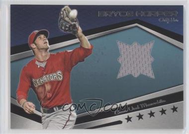 2012 Topps Pro Debut Materials Relics #MLM-BH - Bryce Harper