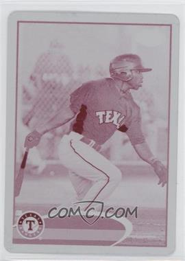 2012 Topps Pro Debut Printing Plate Magenta #75 - Christopher Grayson /1