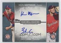 Kevin Mattison, Zach Cone /50