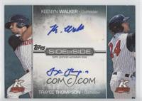 Keenyn Walker, Trayce Thompson /50