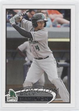 2012 Topps Pro Debut #209 - Billy Hamilton