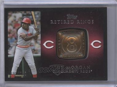 2012 Topps Retired Rings #RR-JM - Joe Morgan /736