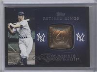 Lou Gehrig /736