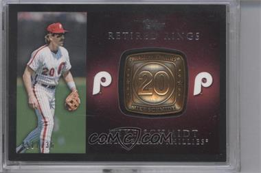 2012 Topps Retired Rings #RR-MS - Michael Schwimer /736