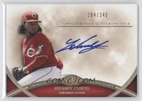Johnny Cueto /245