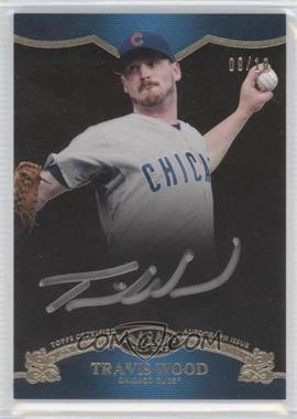 2012 Topps Tier One On the Rise Autograph Silver Ink [Autographed] #OR-TW - Travis Wood /10