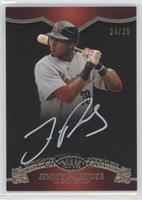 Jimmy Paredes /25
