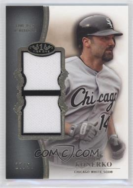2012 Topps Tier One Top Shelf Relics Dual #TSDR-PK - Paul Konerko /50