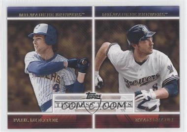 2012 Topps Timeless Talents #TT-1 - Paul Molitor, Ryan Braun
