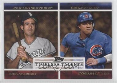 2012 Topps Timeless Talents #TT-22 - Starlin Castro, Luis Aparicio