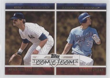 2012 Topps Timeless Talents #TT-3 - Don Mattingly, Eric Hosmer