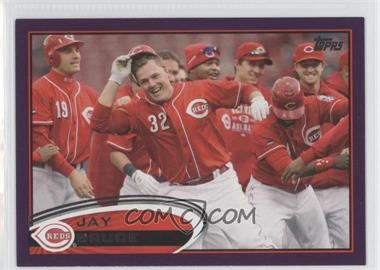 2012 Topps Toys R Us Purple #220 - Jay Bruce