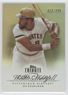 2012 Topps Tribute - [Base] - Bronze #99 - Willie Stargell /299