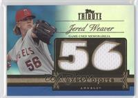 Jered Weaver /50