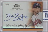 Brandon Beachy /25 [ENCASED]