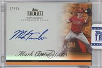 Mark Trumbo /25 [ENCASED]