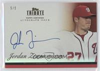 Jordan Zimmermann /5