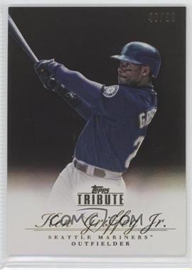 2012 Topps Tribute Black #65 - Ken Griffey Jr. /60