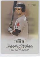 Dustin Pedroia /299
