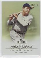 Babe Ruth /299