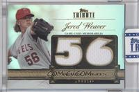 Jered Weaver /99