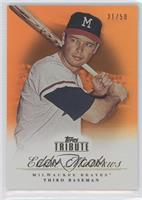 Eddie Mathews /50