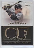 Jose Bautista /99