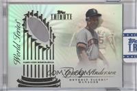 Sparky Anderson /99 [ENCASED]