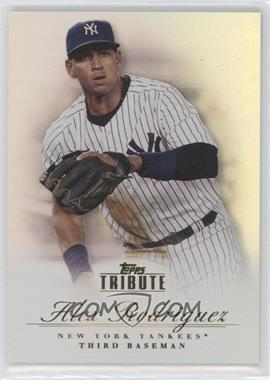 2012 Topps Tribute #70 - Alex Rodriguez