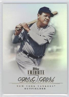 2012 Topps Tribute #93 - Babe Ruth